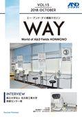 A&D情報マガジン『WAY』VOL.15 国立大学法人 名古屋工業大学 保健センター様にインタビュー